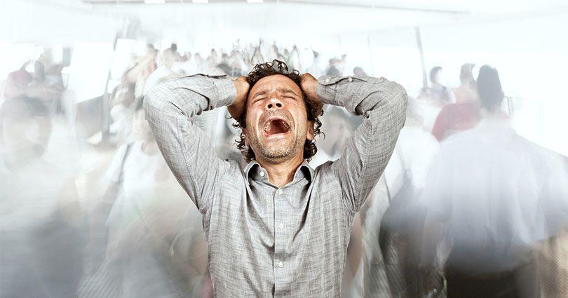 Disturbo di Panico - Attacchi di Panico - Agorafobia - cause sintomi terapia