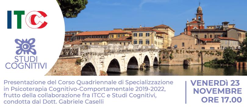 ISC RImini - Presentazione Scuola di Psicoterapia 23 Novembre - SC Featured