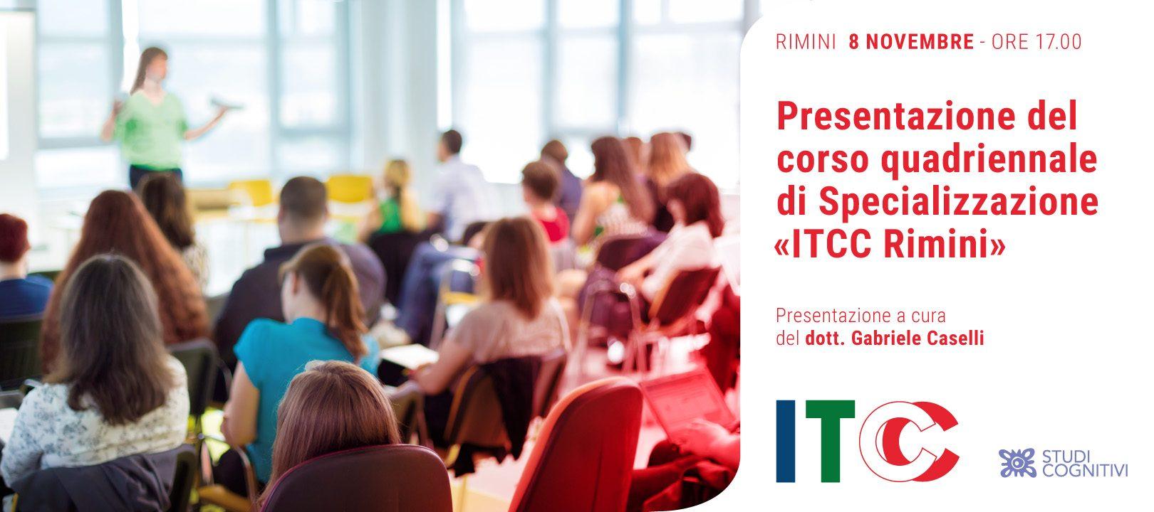 RIMINI - 081119 - Presentazione Corso Quadriennale - SC