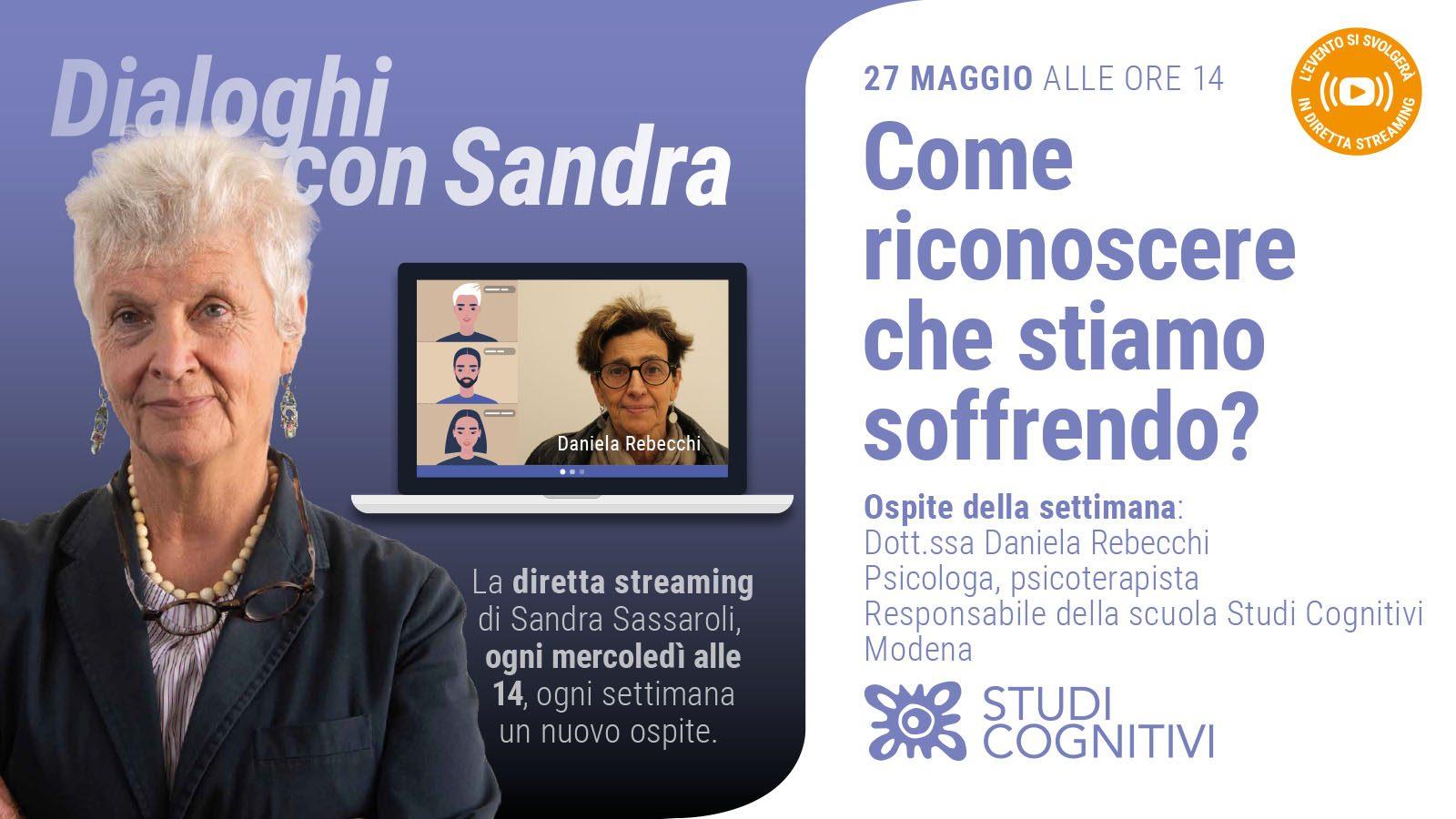 NAZIONALE - Dialoghi con Sandra - 06 - 200527 - banner