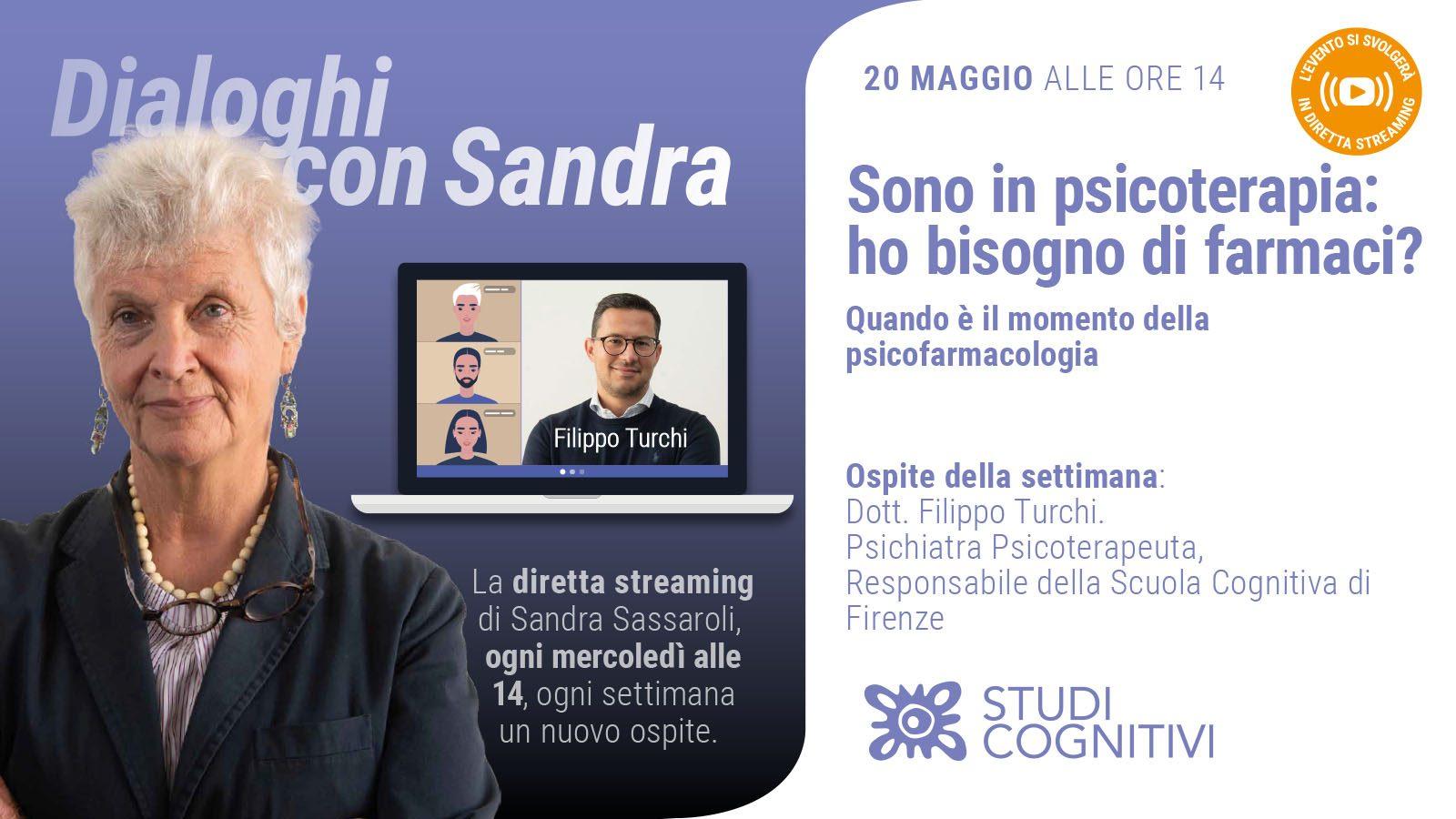 NAZIONALE - Dialoghi con Sandra - 200520 - Banner 1600x900