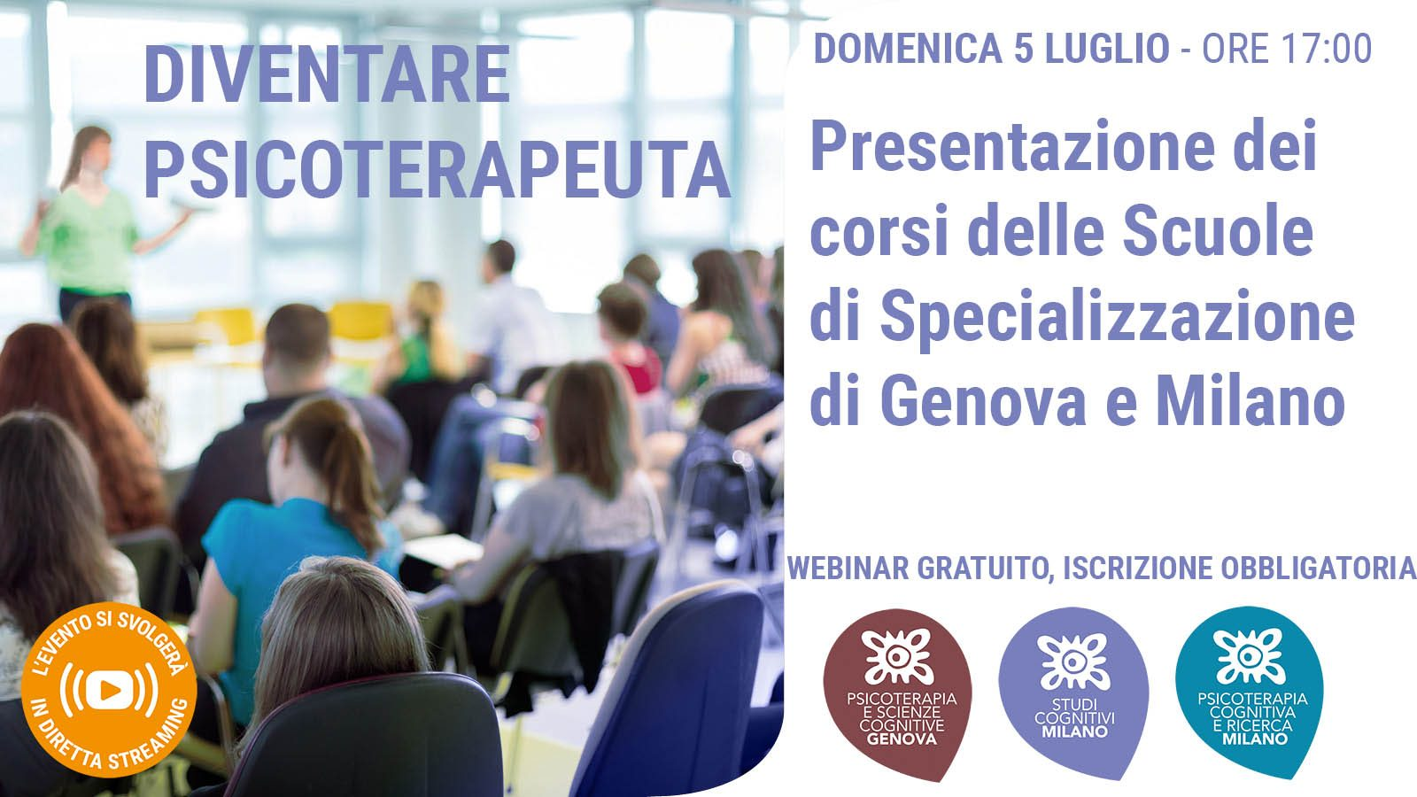 GENOVA MILANO - 200705 - Presentazione - Banner