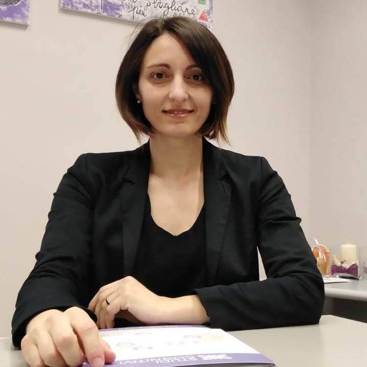 Candria Lucia - Psicoterapeuta Studi Cognitivi