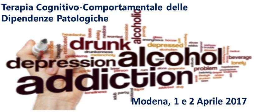 MODENA - Terapia Cognitivo-Comportamentale delle Dipendenze Patologiche - Studi Cognitivi