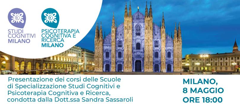 MILANO - Presentazione 080519 - Studi Cognitivi