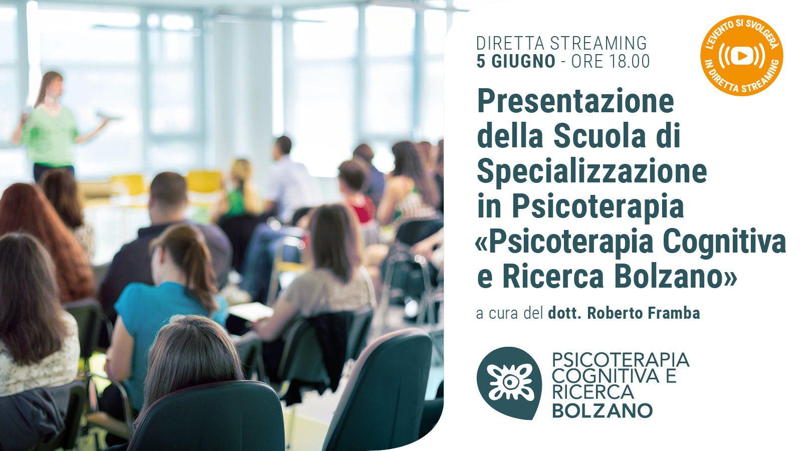 BOLZANO - 200605 - Presentazione Scuola - Banner