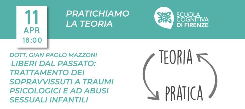 FIRENZE 2019 - Pratichiamo la teoria 02 - 11 aprile - Mazzoni - Trauma - SC
