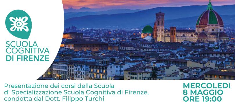 FIRENZE - Presentazione Scuola Cognitiva di Firenze 080519 - SC