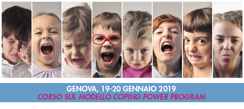 Coping Power Corso genova