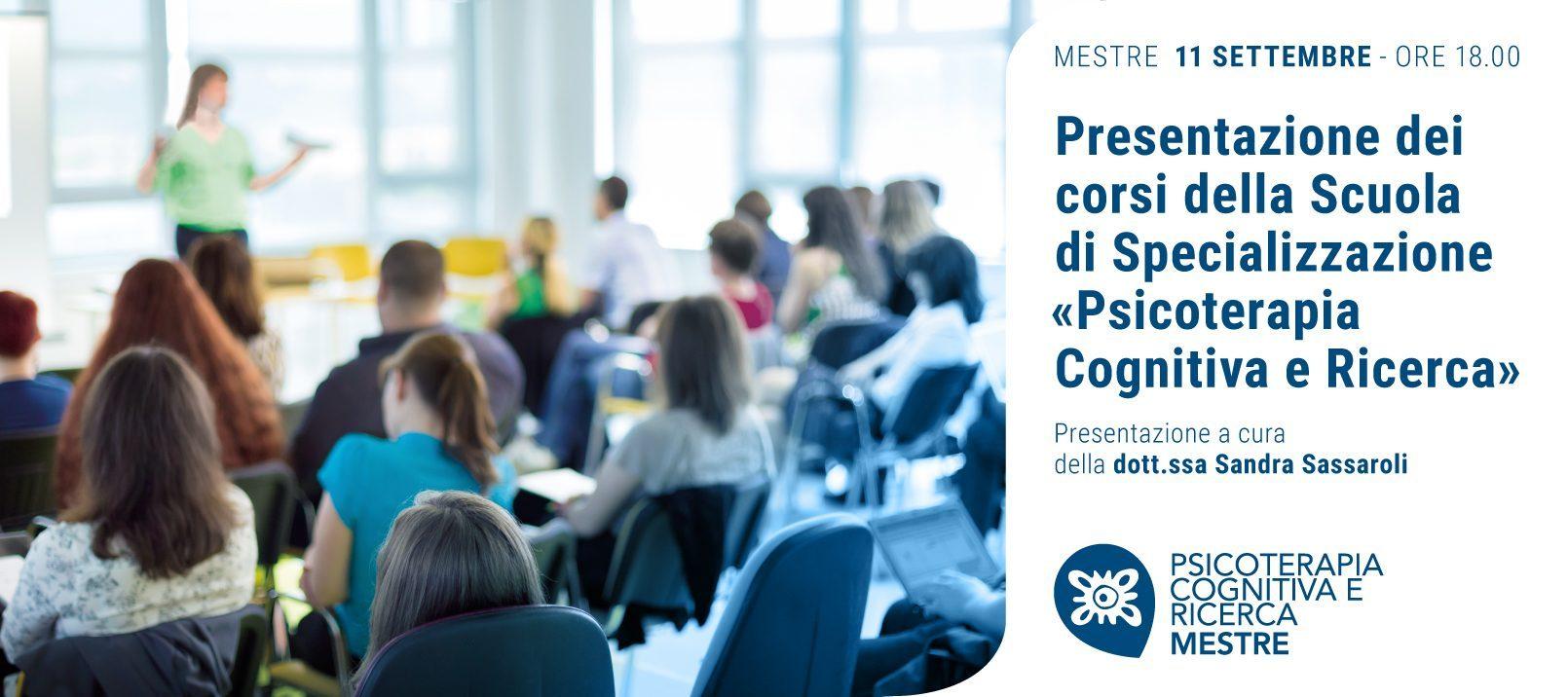 MESTRE - 110919 - Presentazione Corsi - SC